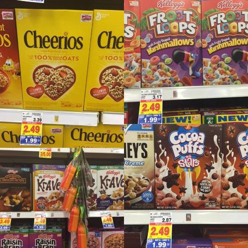 cereal mega event