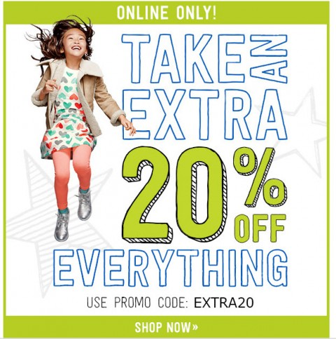 photo regarding Crazy8 Printable Coupons identify Ridiculous 8 Semi-Yearly Sale: Conserve Up toward 60% Off In addition 20% Off