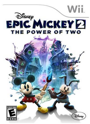 Epic Mickey 2 Wii Game Only 4 00 At Walmart Mylitter