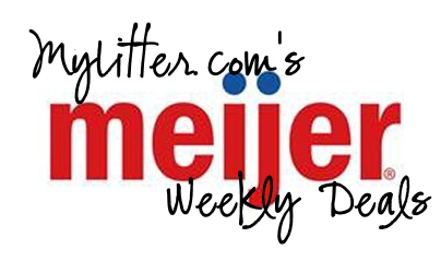 Meijer Weekly Deals