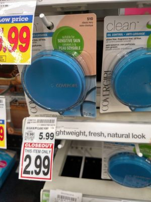 covergirl coupon kroger