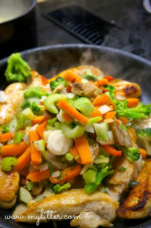 easy chicken stir fry 2