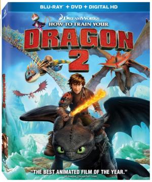 How to train your dragon 2 dvd amazon : Tigerdirect