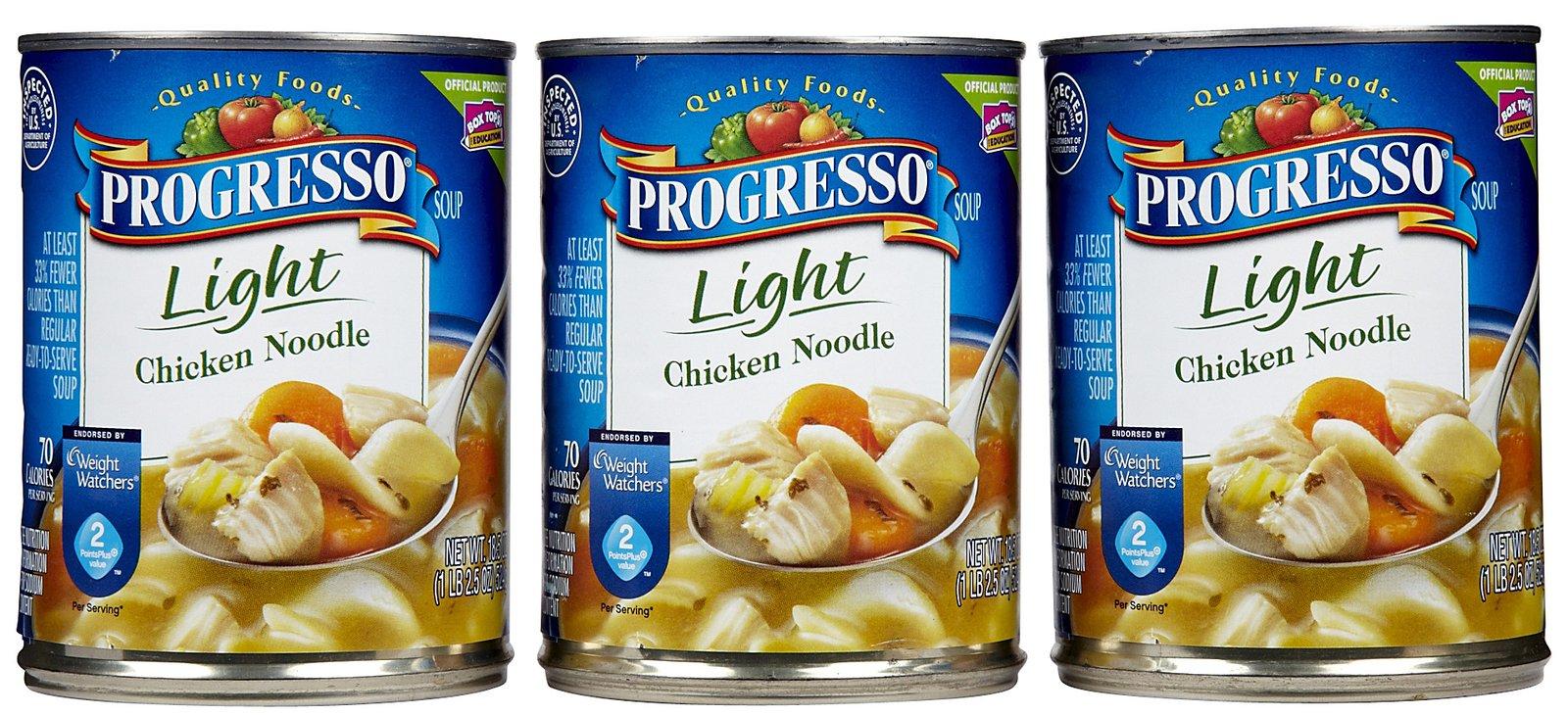 Elegant Progresso Light Soup Photo