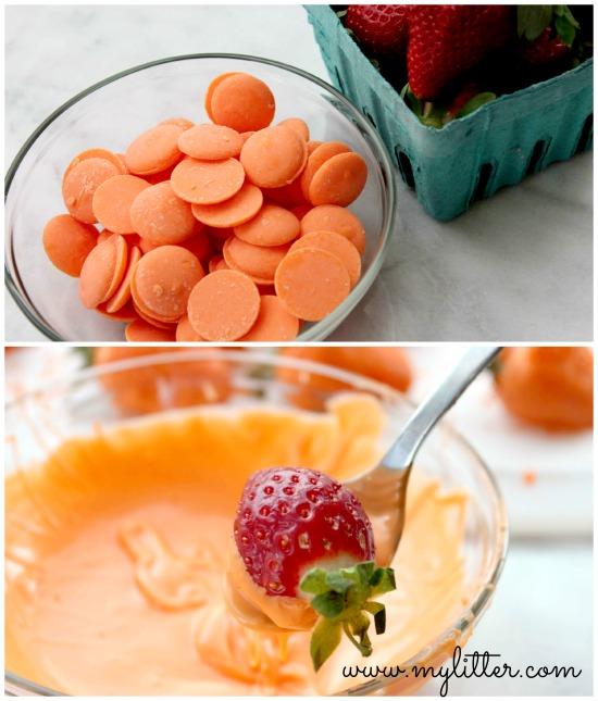 strawberry carrots