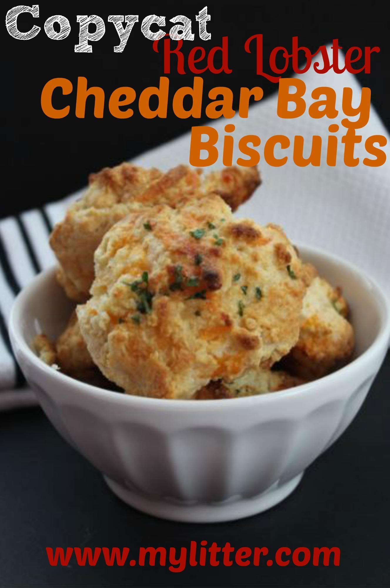 Cheddar Bay Biscuits Red Lobster Copycat Recipe