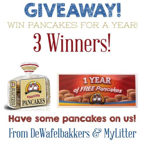 Pancake Giveaway