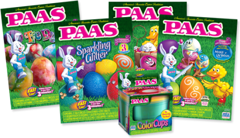Target: PAAS Easter Egg Dye Kit Coupon - MyLitter - One Deal At A Time