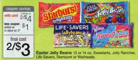 sweetart jelly beans wags deal