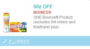 bounce coupon