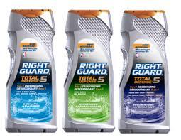 right guard body wash 2