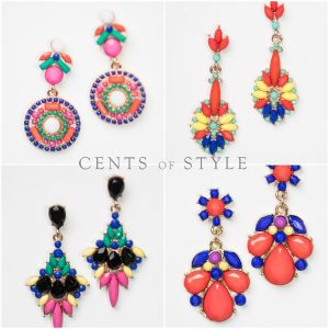 cents of style earrings june