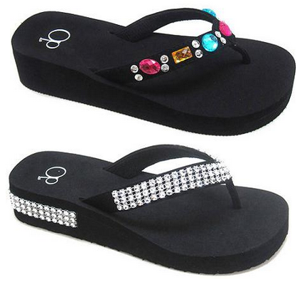 048bc27f76f6c OP Girls Wedge Sandals only  2.99  was  7.98  - MyLitter - One Deal ...