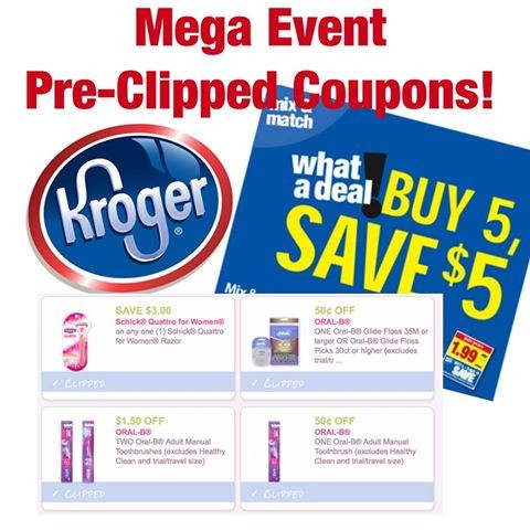Buy clipped coupons online