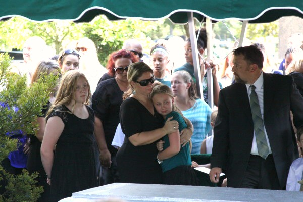 Emma Funeral Avery & Paige