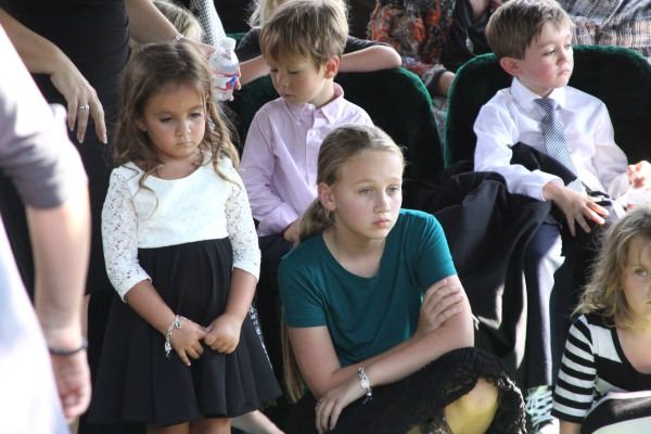 Emma funeral Avery Andie