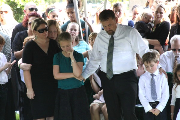 Emma funeral Paige Avery