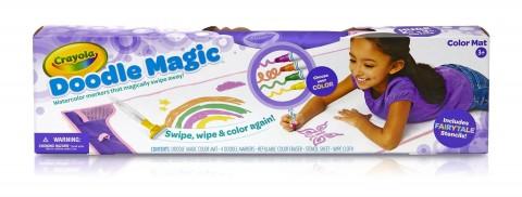 Amazon Crayola Mat Fairytale Doodle Magic Color Marker 7