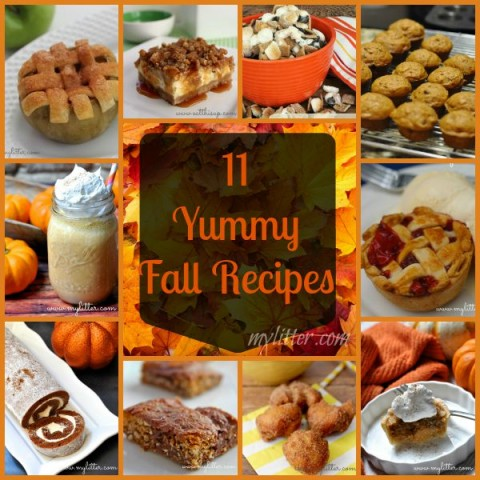 fall recipes collection