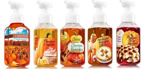 halloween hand soaps