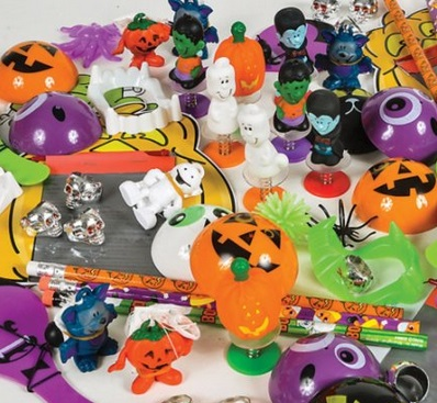 halloween toy variety bag