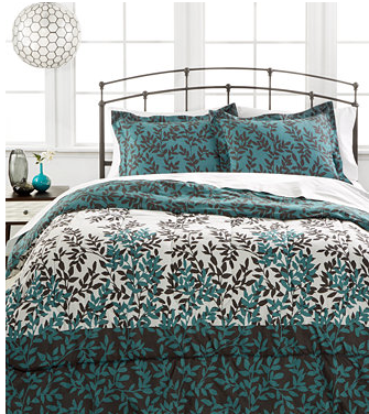 Stunning Macy us Piece Comforter Set Just Reg MyLitter One Deal At A Time