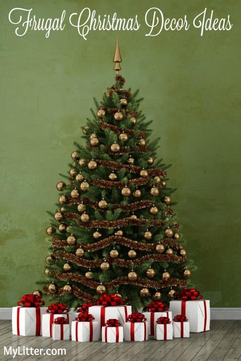 Frugal Christmas Decor Ideas
