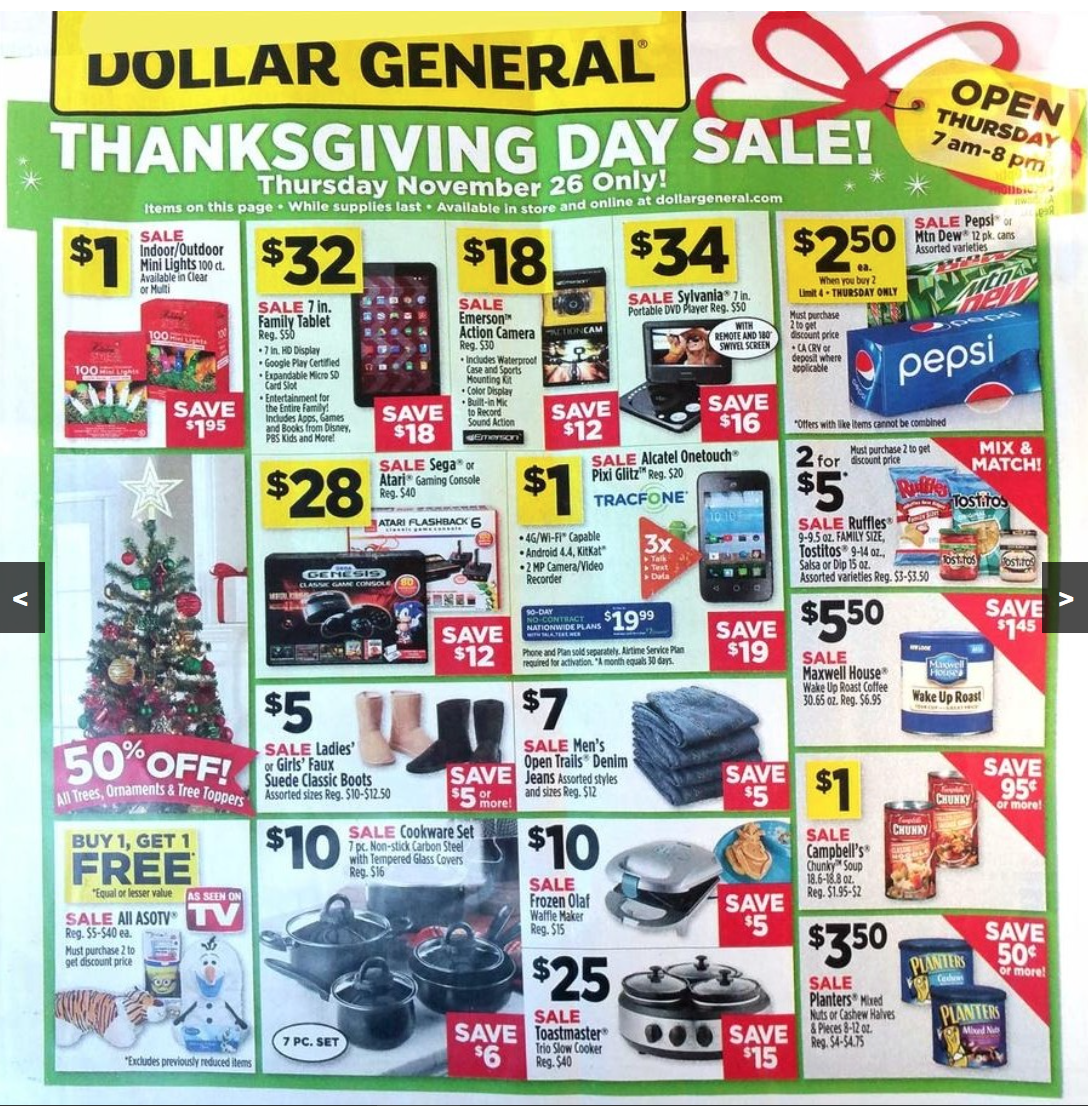 Dollar general weekly coupon matchups