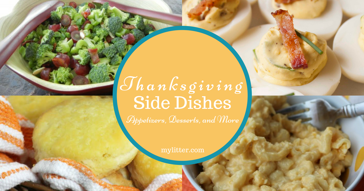 This Is Your One Stop Shop For All Your Thanksgiving Side Dishes Desserts Or Appetizers With Over 35 Recipes We Know Youll Find The Perfect