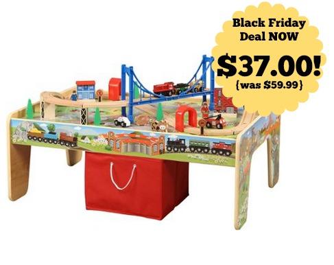 Train set black friday sales target