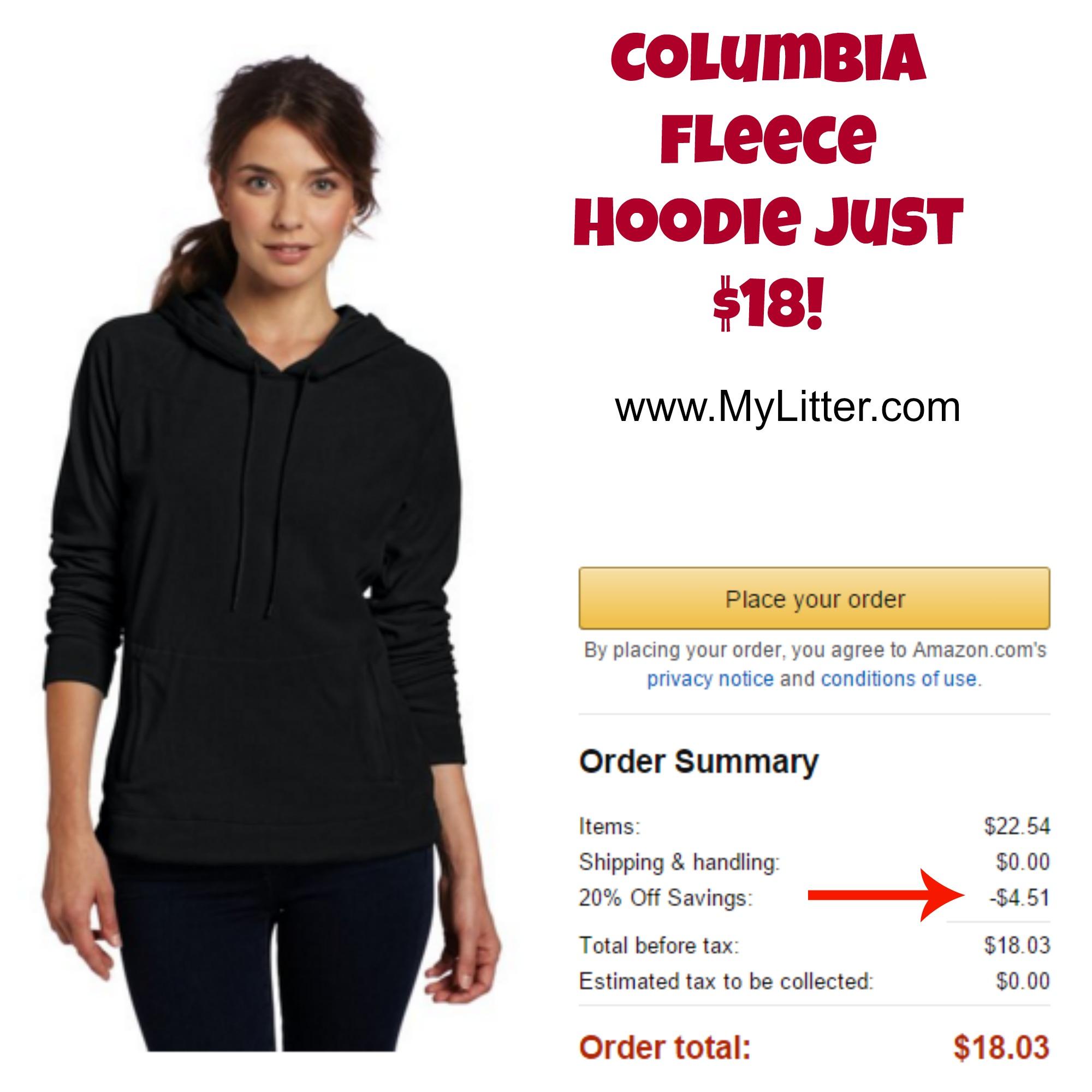 Columbia fleece coupon codes