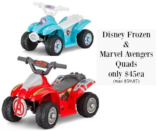 disney quads
