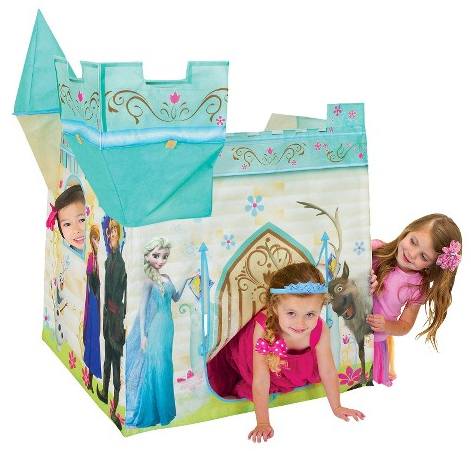 frozen castle target  sc 1 st  MyLitter & Today Only: Disney Frozen Royal Castle Play Tent only at Target ...
