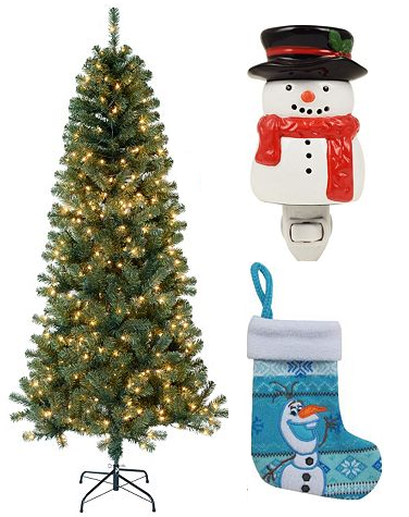 Kohls Christmas Trees.New 10 Off 50 Home Purchase Includes Christmas Decor