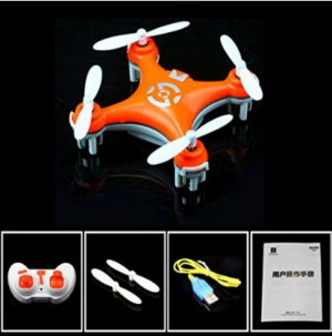 led quadcopter