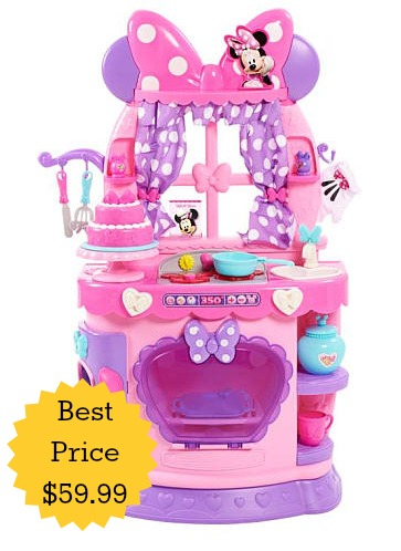 81343398b2c6 Minnie Mouse Bouw-Tique Kitchen only  59.99! - MyLitter - One Deal ...
