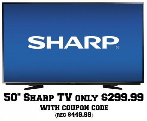 code sharp tv