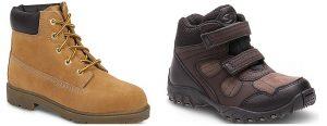 stride rite boys boots
