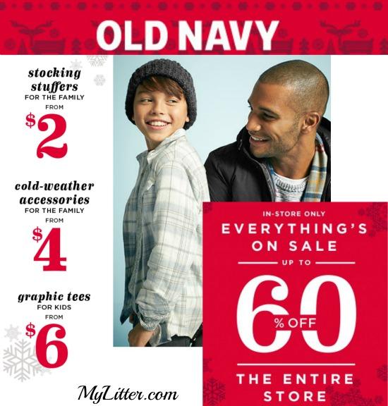 Old Navy Deals