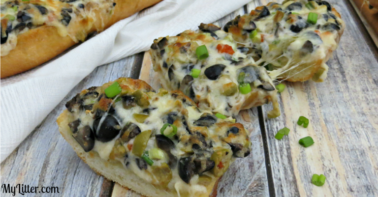 Olive Bread Recipe