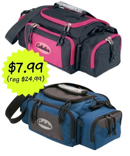 Cabela s Fishing Utility bag only  7.99  was  24.99  - MyLitter ... b4354caf77ffc