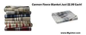 cannon fleece ml