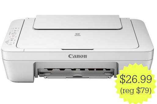 3e5898cc735 Green Monday is here and that means more shopping deals like Canon  All-in-One Printer for just  26.99 right now at Best Buy! (Reg  79.99) You  can print on ...