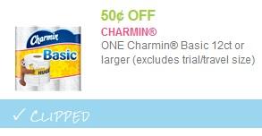 Kroger Mega Event: Charmin Toilet Paper Deals {As low as $1.99}
