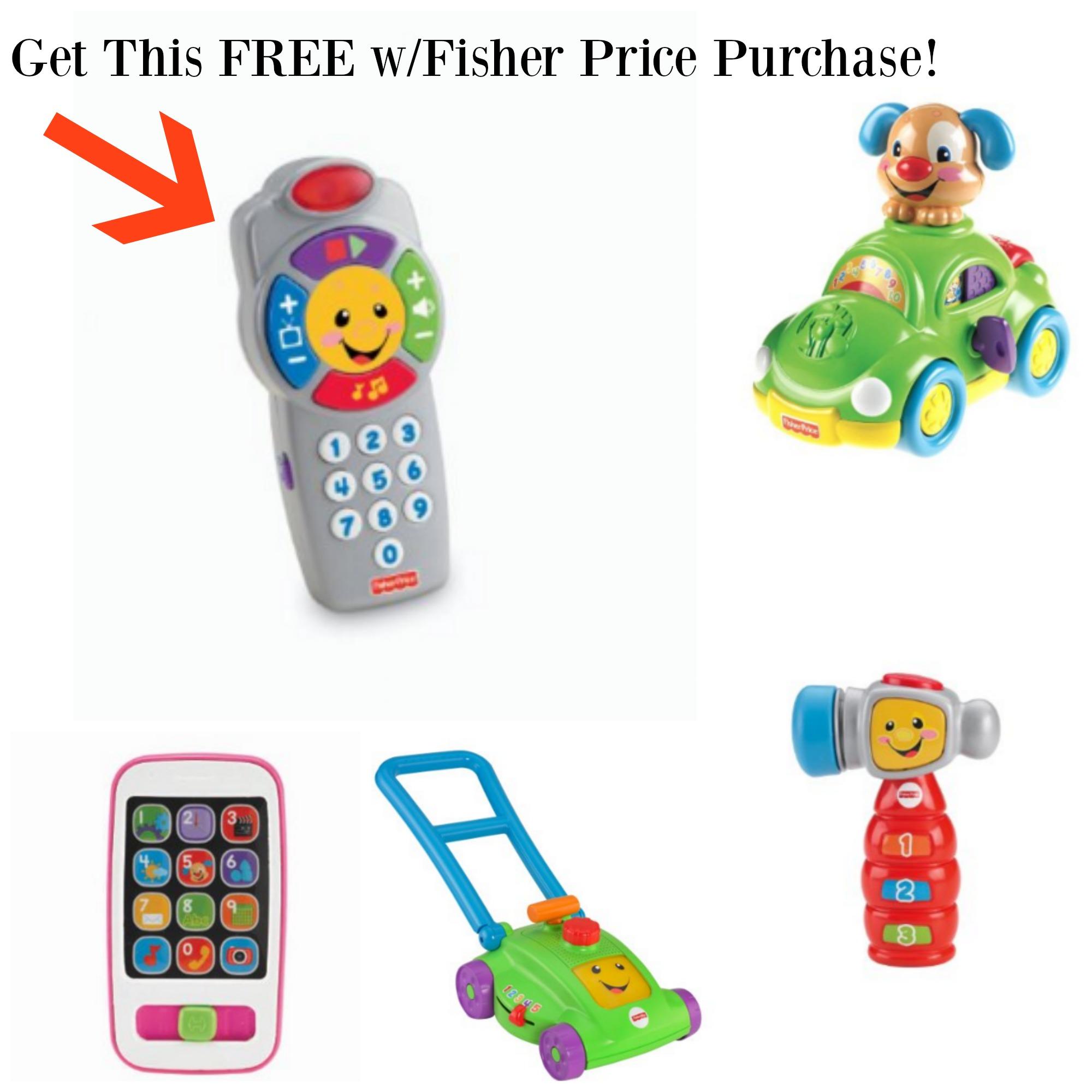 Mattel and Fisher-Price Customer Service