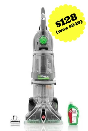 Hoover Max Extract Carpet Cleaner Only 128