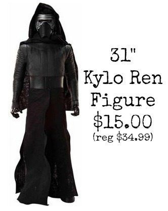 Collectibles Science Fiction & Horror Star Wars Talking Kylo Ren Medium Plush Sith Toy About 10 Inches Top Watermelons