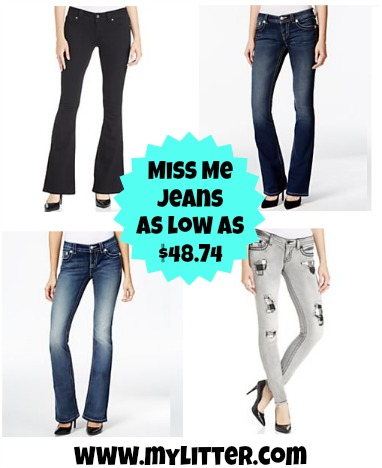 Online coupons for miss me jeans