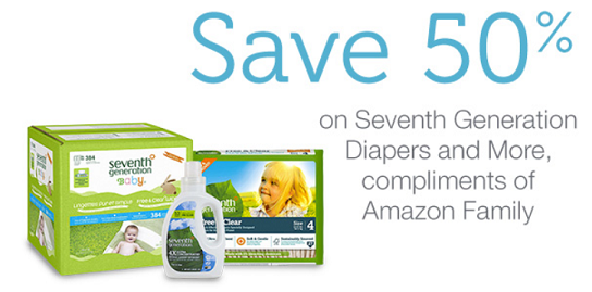 Coupon codes for seventh generation diapers
