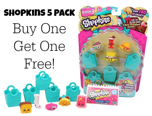 e9c391ac52 Shopkins Buy 1 Get 1 Free! - MyLitter - One Deal At A Time